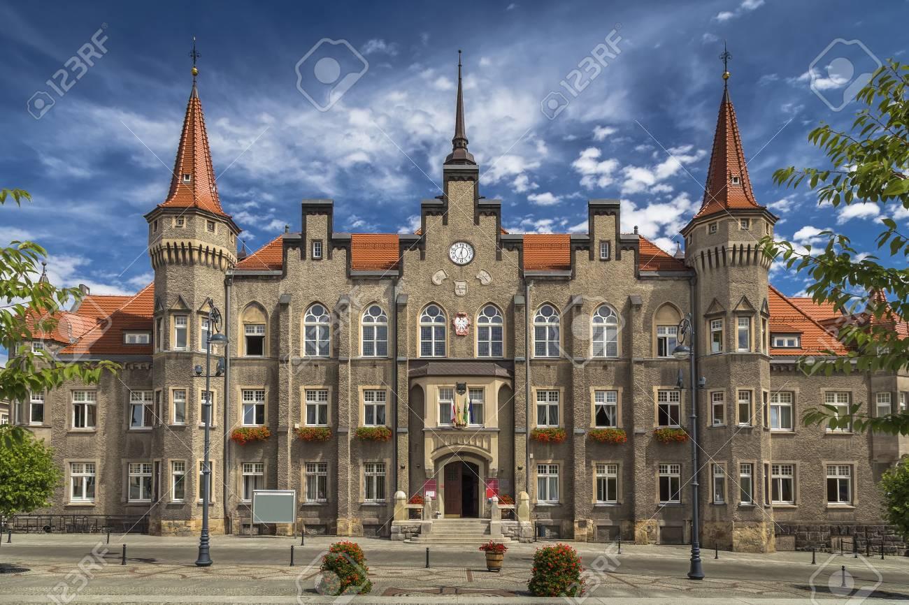 Municipal Office in Walbrzych