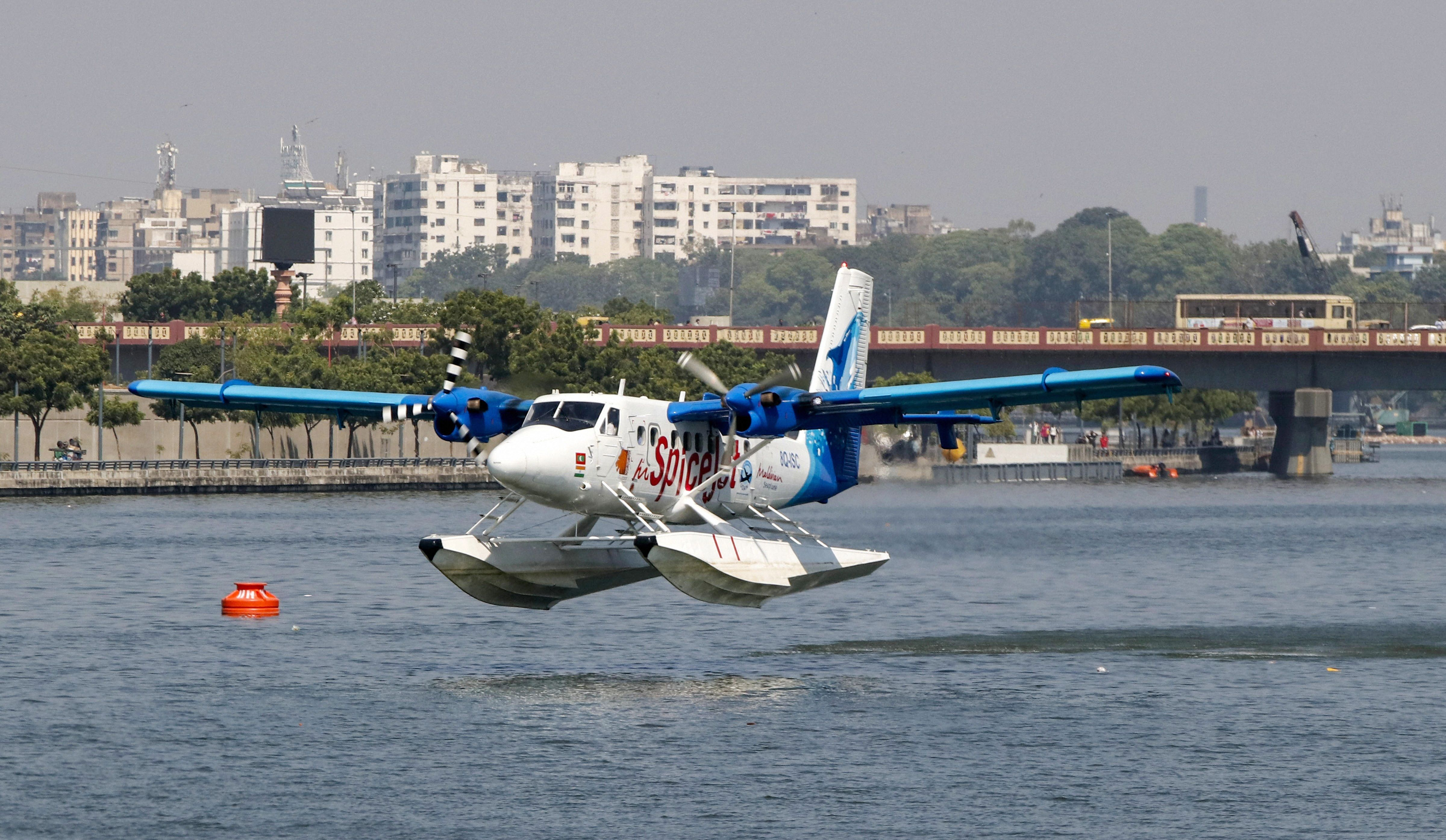spicejet-seaplane-service