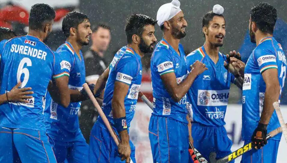 Tokyo Olympics: ભારતીય મેન્સ હોકી ટીમનું જબરદસ્ત પ્રદર્શન, જાપાનને 5-3થી આપી મ્હાત