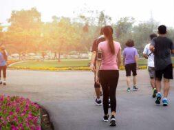 Morning-Walks