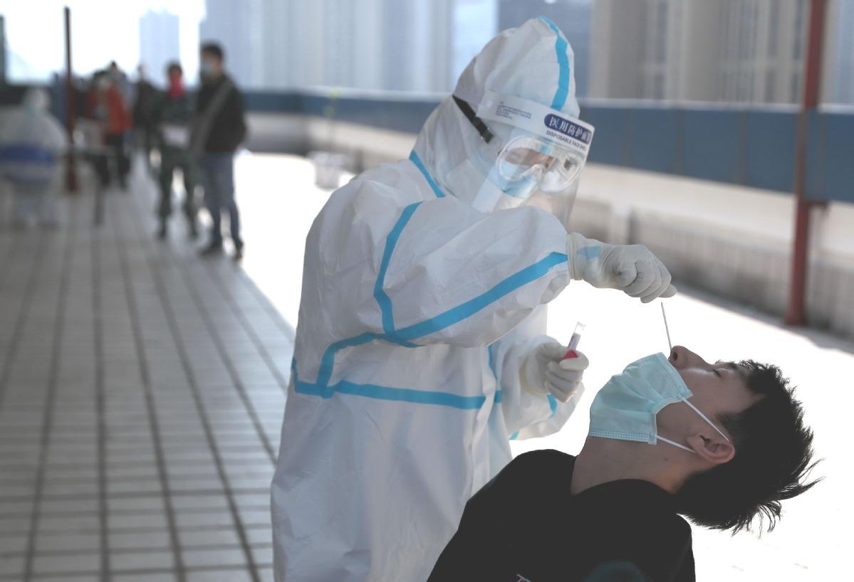 ચીનમાં ફરીવાર કોરોનાએ માથું ઉચક્યું, વુહાનમાં તમામ લોકોનો થશે કોવિડ ટેસ્ટ
