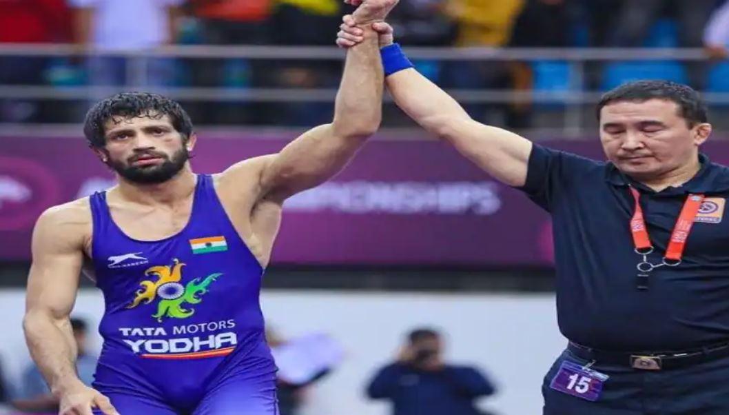 Tokyo Olympics: ભારતનો વધુ એક મેડલ પાક્કો, રેસલ રવિ દહિયાએ ફાઇનલમાં બનાવી જગ્યા