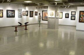Art exhibhition