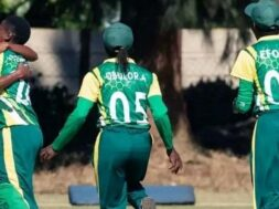 Nigeria Cricket Team