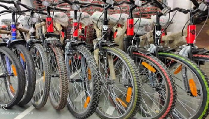 મોજશોખ પુરા કરવા શિક્ષિત યુવાન સાયકલ ચોરીના રવાડે ચડ્યો, ત્રણ મહિનામાં 36 સાયકલો ચોરી