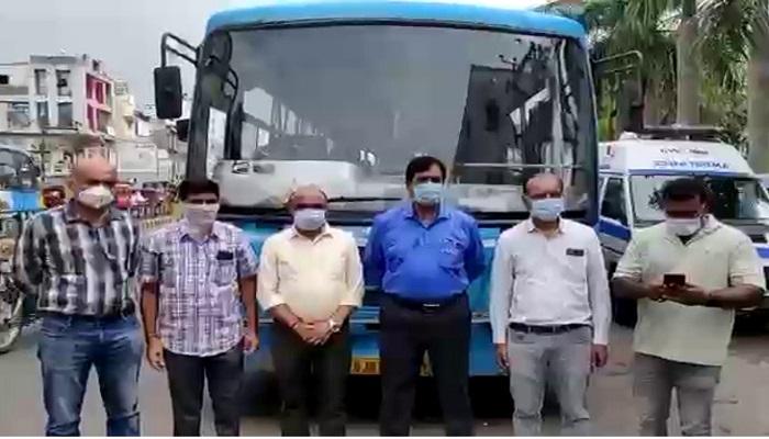 રાજકોટના 200 સફાઈ કામદારો જામનગરમાં રોગચાળો અટકાવવા સફાઈની કામગીરી કરશે