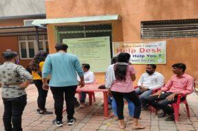 youth congress help desk