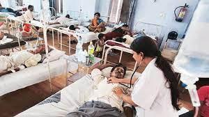 દિલ્હીની હોસ્પિટલોમાં ડેન્ગ્યુ સહીતના દર્દીઓ વધતા ચિંતાનો માહોલ – એઈમ્સના ડોક્ટરે પીએમ મોદીને બેડ વધારની કરી અપીલ