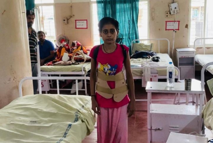 અમદાવાદની સિવિલ હોસ્પિટલમાં મહિલાને દુર્લભ બિમારીથી મળ્યો છુટકારો