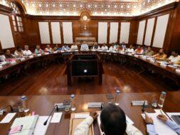 Modi-cabinet-first-meeting-Narendra-Modi-Facebook