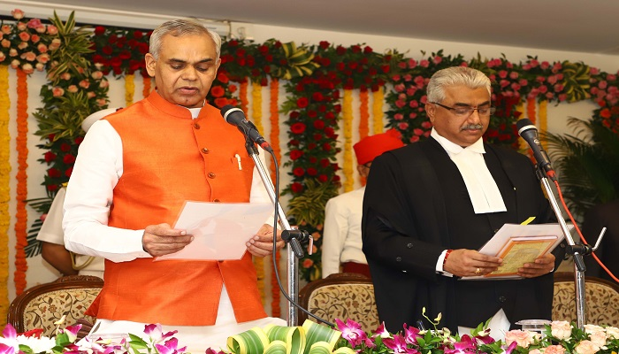 ગુજરાત હાઈકોર્ટના મુખ્ય ન્યાયમૂર્તિ તરીકે અરવિંદ કુમારને રાજ્યપાલે શપથ લેવડાવ્યા